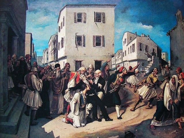 Δολοφονία Καποδίστρια, 27 Σεπτεμβρίου