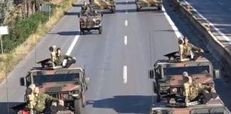 Στρατιωτική παρέλαση LIVE στη Θεσσαλονίκη