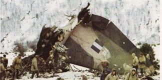 5 Φεβρουαρίου - Σαν σήμερα η τραγωδία του C-130 στο όρος Όθρυς