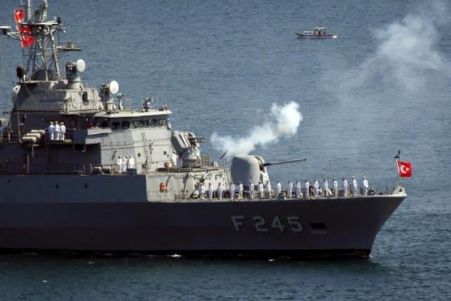 Oruc Reis: Απέπλευσε ο τουρκικός στόλος από Σμύρνη Ακσάζ: Βγαίνει ο τουρκικός στόλος - Φορτώνουν πυρομαχικά στην Ελλάδα Κέντας Κυπριακή ΑΟΖ: Σοβαρό επεισόδιο με τουρκικό πλοίο