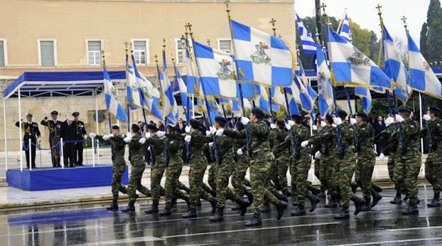 Τι ώρα είναι η στρατιωτική παρέλαση 25 Μαρτίου στην Αθήνα 25η Μαρτίου - παρέλαση: Θα γίνουν αλλαγές με ΥΕΘΑ ΣΥΡΙΖΑ;