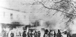 Σφαγή στο Δίστομο, 10 Ιουνίου