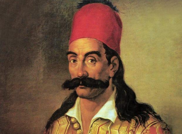 1 Απριλίου 1824: Ο Καραϊσκάκης δικάζεται για συνεργασία με Τούρκους