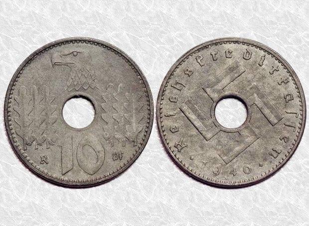 Νόμισμα κατοχής, 29 Απριλίου