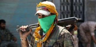 Εισβολή στη Συρία: Κούρδοι χτύπησαν στρατιωτική βάση της Τουρκίας