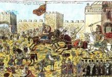 """Άλωση Πόλης: Ο θάνατος του """"Μαρμαρωμένου βασιλιά"""""""