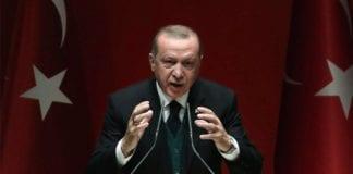Ερντογάν ένταξη της Τουρκίας
