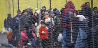 κυτ φυλακίου Πρόσφυγες, συρματόπλεγμα