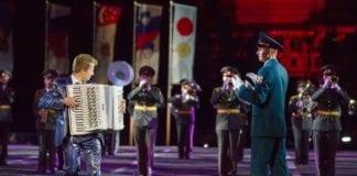 Στρατιωτική μουσική