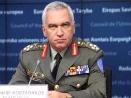 Ο στρατηγός Κωσταράκος σχολιάζει φοιτήτρια της ΣΣΑΣ Κωσταράκος: Υβριδική εισβολή στον Έβρο και τα νησιά Κωσταράκος: Οι Ένοπλες Δυνάμεις ΣΥΡΙΖΑ Στρατηγός Κωσταράκος, Επίθεση σε Καμμένο για ΚΥΣΕΑ Κρίσεις 2019