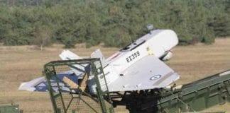 Ελληνικά drones στις φωτιές στην Αττική: Το UAV Sperwer