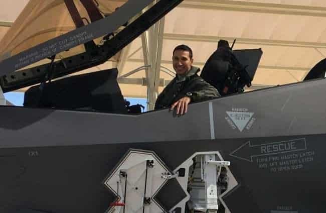 F-35: Αποχωρούν από τις ΗΠΑ οι Τούρκοι πιλότοι ΗΠΑ εκπαίδευση Τούρκων Τουρκικά F-35, Τούρκος πιλότος