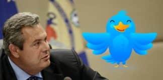 Επικό τρολάρισμα στον Πάνο Καμμένο - Το «γλέντησαν» στο Twitter