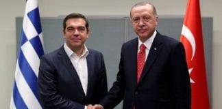 ΕΣΤΙΑ: Μυστική πρόταση Τσίπρα σε Ερντογάν για το Κυπριακό! Συνάντηση Τσίπρα - Ερντογάν υπό το βλέμμα της τουρκικής ΜΙΤ