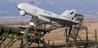 sperwer ελληνικό drone