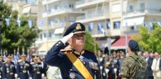 Στρατηγός Κωσταράκος: Αναβαθμίστε ΤΩΡΑ το Πολεμικό Ναυτικό Κωσταράκος: «Μακεδονία ξακουστή» Στρατηγός Κωσταράκος: Αποχαιρετιστηριο μήνυμα στις Ένοπλες Δυνάμεις
