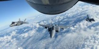 F-35, Rafale, F-15