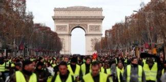 Κίτρινα Γιλέκα Γαλλία