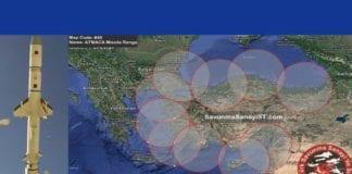 Κατευθυνόμενο πύραυλο ATMACA δοκίμασε η Τουρκία