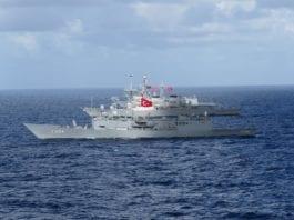 Ναυτική άσκηση ΗΠΑ - Τουρκίας: Fake news λέει η Λευκωσία