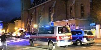 Βιέννη εκκλησία επίθεση