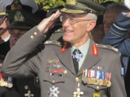 Καμπάς: Ο Ελληνικός Στρατός είναι ισχυρός Το γνωρίζει ο Ερντογάν Αντιστράτηγος Καμπάς: Το συγκινητικό μήνυμα του γιου στον πατέρα ΚΑΑΥ Καλών Νερών Αρχηγός ΓΕΣ: Διπλή τουρκική παρενόχληση στο Καστελόριζο Νυχτερινή αποζημίωση: Fake News για ΠΑ και ΠΝ - Οδοιπορικά Προνοιακά επιδόματα: Παρέμβαση Καμπά για τους στρατιωτικούς