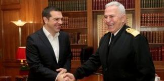 Κρίσεις 2019 ΚΥΣΕΑ ΣΥΡΙΖΑ Τσίπρας: Μήνυμα η επιλογή Αποστολάκη για το υπουργείο Εθνικής Άμυνας
