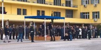 Υπουργείο Εθνικής Άμυνας: H Τελετή Παράδοσης - Παραλαβής