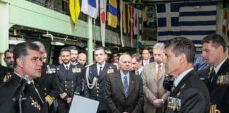 Αρχηγείο Στόλου: Παράδοση - Παραλαβή - Τι δεν ανακοίνωσε το ΓΕΝ