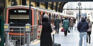 Απεργία Πρωτομαγιά ΟΑΣΑ: Τι ώρες έχει μετρό -τραμ -Χωρίς λεωφορεία Ηλεκτρικός: Τι ώρα είναι η στάση εργασίας ΗΣΑΠ σήμερα 21 Φεβρουαρίου