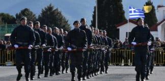 Αχαϊα: 52 σμηνίτες εξετάζονται για συμπτώματα κορονοϊού Προκήρυξη ΕΠΟΠ ή Προκήρυξη ΟΒΑ; Νομοσχέδιο ΥΠΕΘΑ και προσλήψεις στο Στρατό