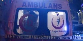 Άγκυρα: 5 τραυματίες σε άσκηση βαρέων όπλων και Πυροβολικού