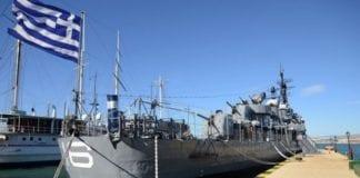 Αντιτορπιλικό ΒΕΛΟΣ: Να γίνει πλωτό Ναυτικό Μουσείο