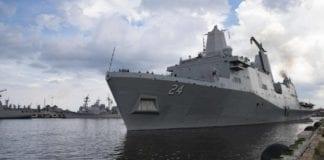 Κρήτη: Σάλος από κάμερα στα γυναικεία λουτρά σε πολεμικό πλοίο!