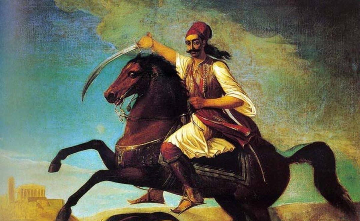1 Απριλίου 1824: Ο Καραϊσκάκης δικάζεται για συνεργασία με Τούρκους 23 Απριλίου 1827: Πεθαίνει ο ήρωας Γεώργιος Καραϊσκάκης