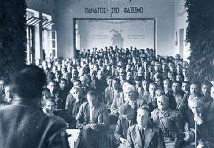 25 Απριλίου 1944: Μυστικές εκλογές για την κυβέρνηση του βουνού