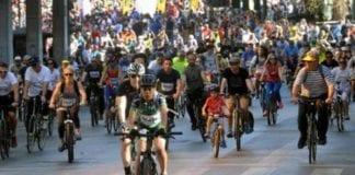 Κλειστοί δρόμοι στην Αθήνα σήμερα 14 Απριλίου για τον Ποδηλατικό γύρο