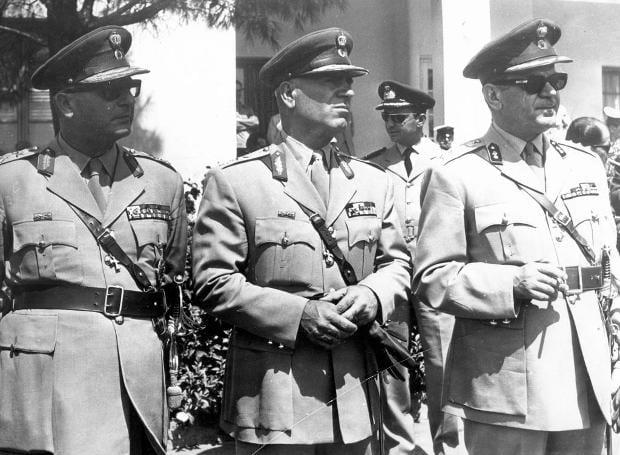 21 Απριλίου 1967: Η Χούντα των Συνταγματαρχών