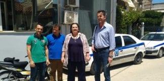 Άργος -Δυνατή Πόλη Ξανά: Συνάντηση με Ένωση Αστυνομικών Υπαλλήλων Αργολίδας είχαν υποψήφιοι του τοπικού (κοινοτικού) ψηφοδελτίου του Δήμου Άργους