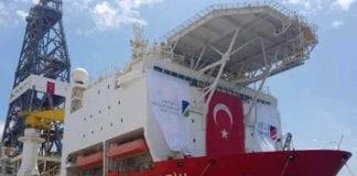 Κύπρος: Διεθνές ένταλμα συλληψης για το τουρκικό γεωτρύπανο «Φατίχ»