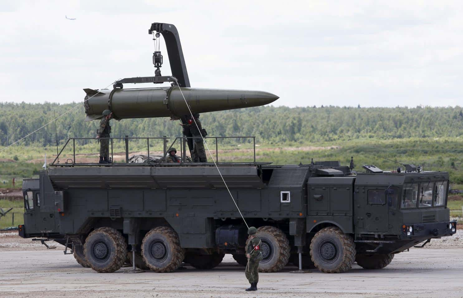 ΝΑΤΟ: Νέα μέτρα κατά της Ρωσίας για τους πυραύλους 9M729