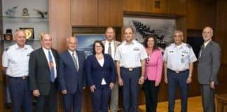 Αναβάθμιση F-16: Ο Αρχηγός ΓΕΑ είδε κλιμάκιο της Lockheed Martin