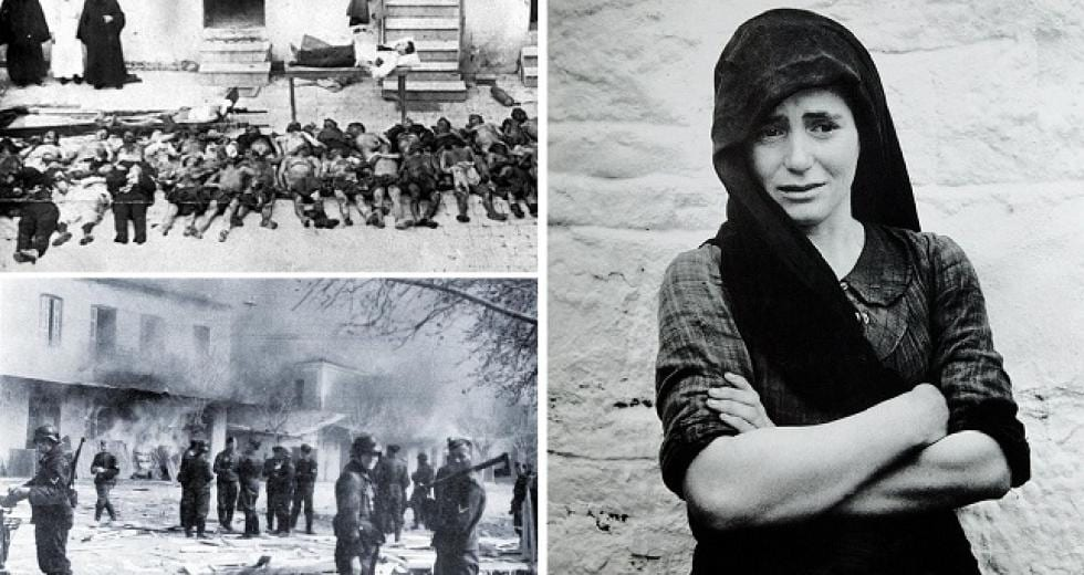 Δίστομο: Συνέδριο για τη Σφαγή με θέμα τα «Ναζιστικά Εγκλήματα κατά της Ανθρωπότητας. Ιστορικό Πλαίσιο και Τόποι Μνήμης» 10 Ιουνίου: Η σφαγή του Διστόμου