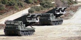 Στρατός Ξηράς: Πώς έγινε το ατύχημα με το φορέα MLRS - Σώα η οδηγός