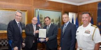 Συμφωνία Πρεσπών: Συνάντηση Παναγιωτόπουλου-Ρίκερ παρουσία Πάιατ