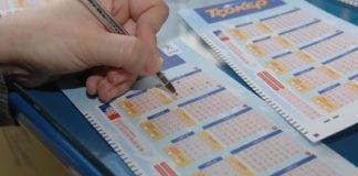 Κλήρωση Τζόκερ σήμερα 19/7 Τα τυχερά νούμερα μοιράζουν €3.200.000 - Τα αποτελέσματα του ΠΡΟΤΟ μοιράζουν επίσης €470.000 Μυθικό ποσό €11,5 εκ στην κλήρωση Τζόκερ 4/6 δίνουν τα χρυσά νούμερα Κλήρωση Τζόκερ σήμερα 28 Νοεμβρίου €4 εκ δίνουν οι Τυχεροί αριθμοί Joker Κλήρωση τζόκερ 17/11 Απόψε οι τυχεροί αριθμοί tzoker - Νούμερα Joker Τζόκερ 10 Νοεμβρίου €800.000 μοιράζουν οι τυχεροί αριθμοί tzoker στους τυχερούς της 1ης κατηγορίας αύριο Κυριακή 10/11/2019 Κλήρωση Τζόκερ 31 Οκτωβρίου: €1200000 δίνουν οι τυχεροί αριθμοί Joker Κλήρωση Τζόκερ 24/10/2019 Κλήρωση Τζόκερ 10/10/2019:€600.000 δίνουν οι τυχεροί αριθμοί Joker Κλήρωση Τζόκερ 22/9/2019: €7.000.000 δίνουν οι τυχεροί αριθμοί Joker 5/9/2019 1/9/2019 29/8/2019 Κλήρωση Τζόκερ 25/8/2019: €700.000 δίνουν οι τυχεροί αριθμοί Joker Κλήρωση Τζόκερ 8/8/2019: €3.800.000 δίνουν οι τυχεροί αριθμοί Joker