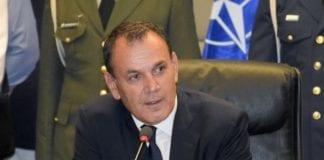 Παναγιωτόπουλος: Στήριξη στην ηγεσία του ΠΝ για Λέρο -Σενάρια κρίσεων Ελληνικά Αμυντικά Συστήματα: €1,5 εκ χρέος στη ΔΕΗ - Αποκάλυψη ΥΕΘΑ Συμβούλιο Άμυνας (ΣΑΜ) Συγκαλεί την Πέμπτη ο Νίκος Παναγιωτόπουλος Λήξη θητείας 5 συνεργατών Καμμένου - Αποστολάκη με υπογραφή ΥΕΘΑ Ο ΥΕΘΑ στην Κύπρο την επέτειο της τουρκικής εισβολής - Τι θα συζητήσει