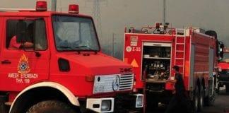 Μέγαρα πυρκαγιά Παρνασσός - Αμφίκλεια - Ελάτη: Εκκενώθηκαν κατασκηνώσεις τη νύχτα