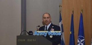 Πτέραρχος Harrigian - Ηνίοχος 2020: Τι ετοιμάζουν ΗΠΑ και Ελλάδα