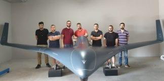 84η ΔΕΘ: Το ελληνικό drone RX-4 στην Θεσσαλονίκη